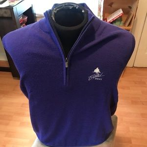 Footjoy Sweater Vest 1/4 zip